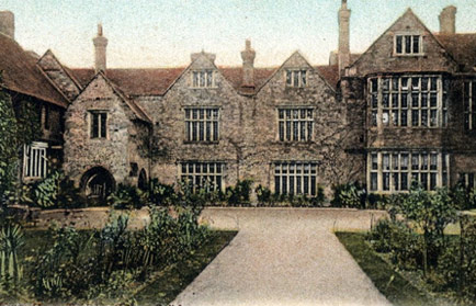 Kings house Training College, Salisbury