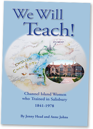 We Will Teach! front cover